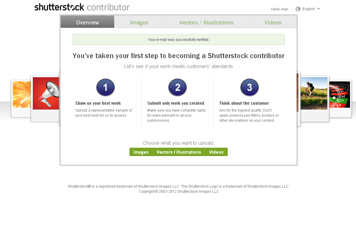 contributor Shutterstock is a global marketplace for artists and creators to sell royalty-free images, footage, vectors and illustrations we want to see the world through your eyes.